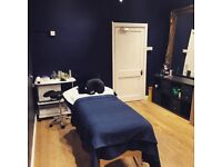 Beauty rooms to rent in busy city centre salon
