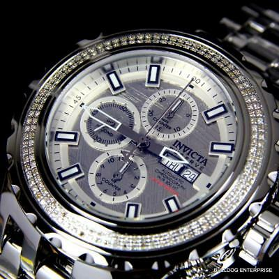 Invicta Reserve Specialty Subaqua Meteorite Diamonds Swiss Mvt Auto Watch New