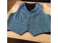 Ascot Silk Waistcoat