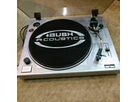 Bush Acoustics MTT2 Stereo Record Deck - 33 / 45rpm