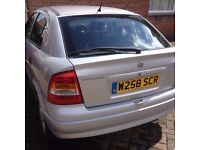 Vauxhall Astra 1.6 16V for SPARES & REPAIRS. COLLECTION ONLY