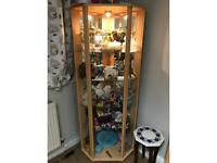 Display cabinet for quick sale £200