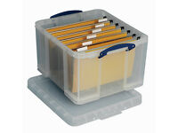 42L really useful suspension file storage boxes, file boxes
