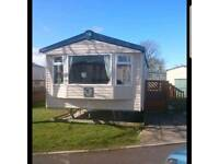 Caravan for rent flamingoland