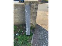 Concrete lintel free