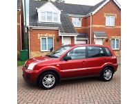 2008 FORD FUSION 1.4 ZETEC CLIMATE, MOT 12 MONTHS, FULL SERVICE HISTORY, LOW MILEAGE