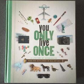 Lonely Planet Album | You Only Live Once