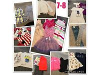 Girls 7-8 bundle **23 items**