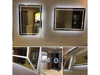 600x800mm LED mirror