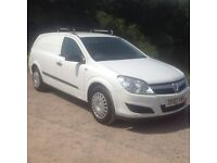 Vauxhall Astra Club CDTI 1.3 Panel Van 2007/07 NO VAT TO PAY!