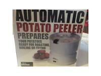"""""""Your Kitchen"""" Automatic Potato Peeler"""