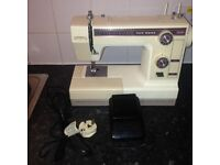 Jenome 360, New Home sewing machine. Used product. Still in good working condition.