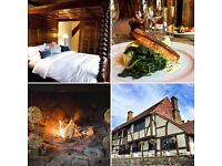 Live in - Front of House Couple Required (Bar & Waiting) at The Crown Inn, Chiddingfold