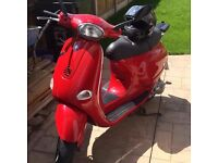 Piaggio Vespa et4 125 in good condition