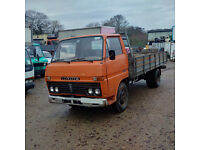 Left hand drive Toyota Dyna 300 / BU30 3.0 diesel 6 tyres 3.5 Ton truck.
