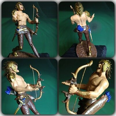 Nr.45 M DeAgostini MYTHOS MYTHEN / Griechische GÖTTER Figuren / ORESTES / ORESTE