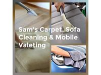 Carpet & Sofa cleaning at very cheap rates