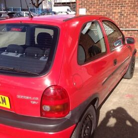 Vauxhall Corsa 1.2 Automatic With very Low Mileage