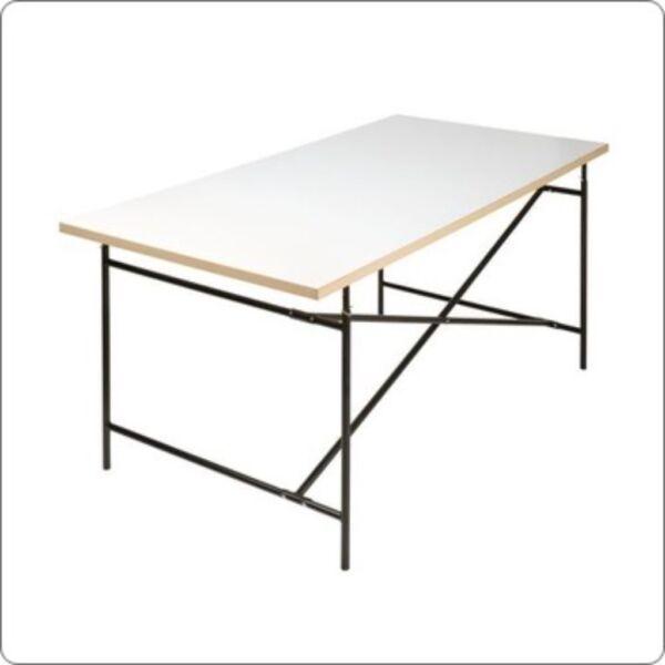eiermann schreibtisch designer schreibtisch wei 200 x. Black Bedroom Furniture Sets. Home Design Ideas