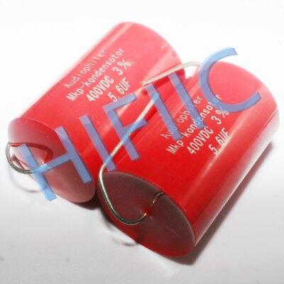 2pcs Audiophiler Mkp 5.6uf 400v 565 Coupling Capacitors