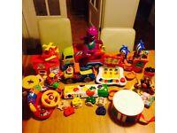 Boys toddler toys bulk lot