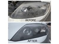 Headlight Restoration Specialists- Restore Cloudy Headlights- London and Areas- MOBILE SERVICE!