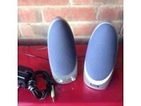 PC line speakers