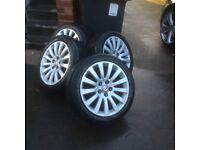 "Vauxhall insignia elite 18"" alloy wheels"