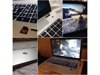 HP Envy Beats Quad Core 3.5 GHz 3GB Dedicated 6GB Total Graphics 8GB 1TB SSHD 1080p BackLit Keyboard