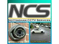 HD CCTV and alarms