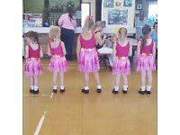 Ballet & Tap Class