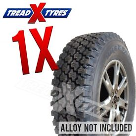 1x 245/70R16 Technic AT Tyre All Terrain 245 70 16 A/T 4x4 Kingpin Tyres