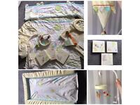 Babies r us Nursery bundle- full set
