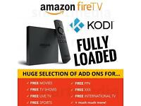 🔥✨✨Amazon fire Ultra 4K box with mobdro & kodi ✨✨🔥