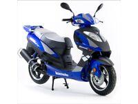 LEXMOTO GLADIATOR 125 cc