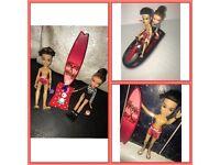 Bratz dolls on Jet ski !