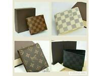 Louis Vuitton Wallet (Different Designs Available) (Coin Pouch)