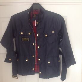 Kids Barbour Jacket