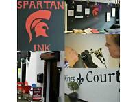 Spartan ink tattoo & piercing