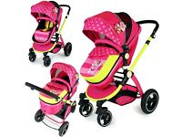 Isafe Mea Lux Design Travel System
