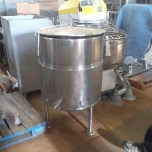 Cleveland 60 Gallon Electric Steam Kettle