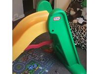 Kids little tykes slide brand new condition