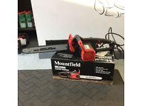 Mountfield MC2000 40cm 2000W Electric Chainsaw BNIB