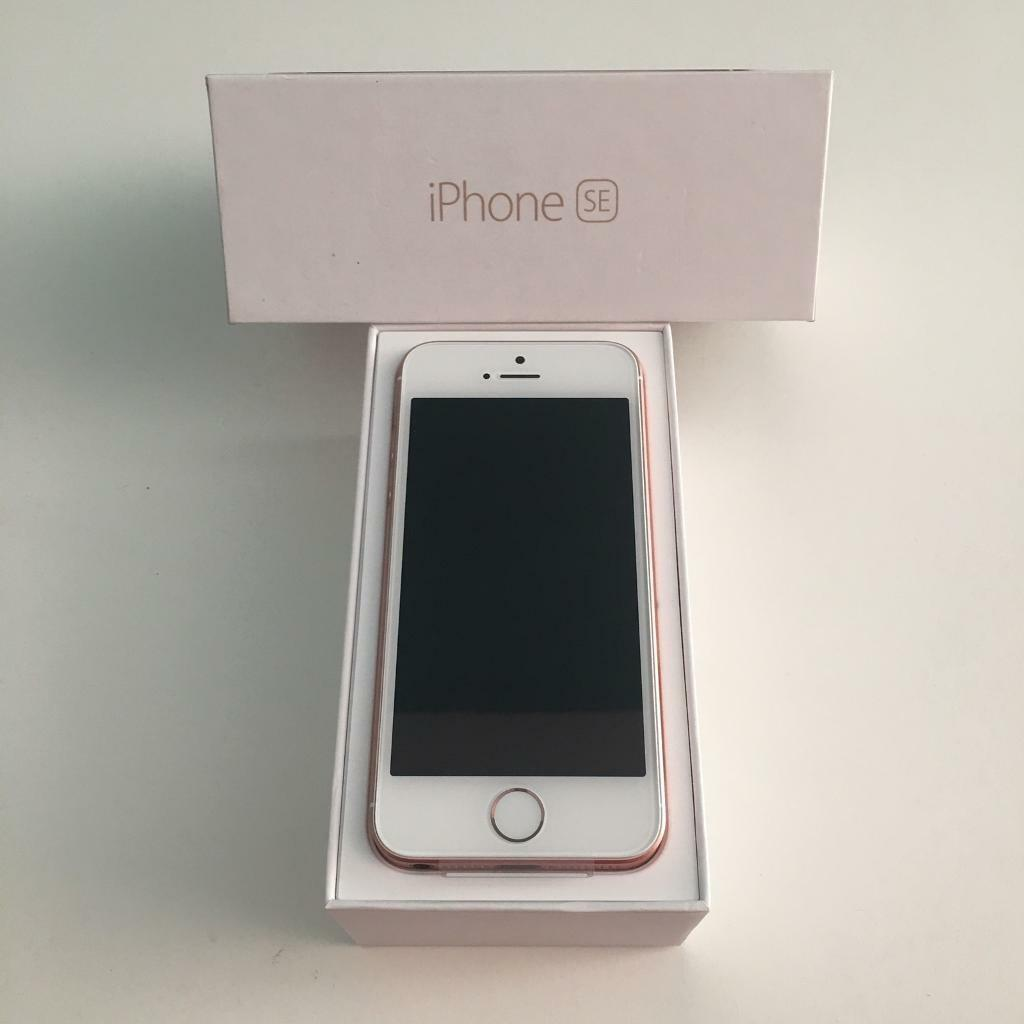 ~ BRAND NEW APPLE IPHONE SE BOXEDin Beeston, West YorkshireGumtree - APPLE IPHONE SE 5 5s BRAND NEW BOXED O2 GIFF GAFF TESCO UNLOCKING CHEAP PHONE BOX CHARGER ANY QUESTIONS PLEASE ASK CHECK MY OTHER LISTINGS MANY THANKS