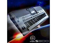 Yamaha PSR-S900 :: SERVICED :: SHOWROOM condition :: stand :: rest :: additional styles :: WARRANTY