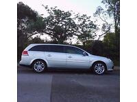 Vauxhall Vectra Estate diesel (2008) 1.9 CDTi 16v SRi 5dr, 95.000mil, excellent clean, full economic