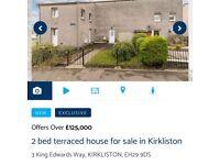 Fantastic modern 2 Bedroom Terraced House - Kirkliston for Sale