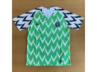 Nike Nigeria Home Football Shirt World Cup 2018