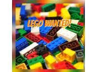WANTED : LEGO