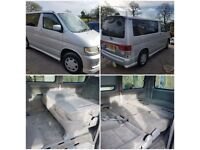 Silver Mazda Bongo for sale, much loved & reluctant sale